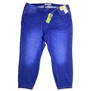 NWT Celebrity Pink Plus 100% Denim Skinny Jeans